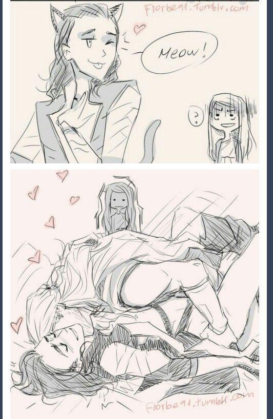 Thor x Loki. Attention, yaoi hard !