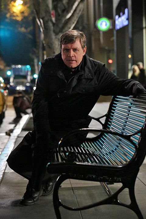 Still of Mark Hamill in Criminal Minds