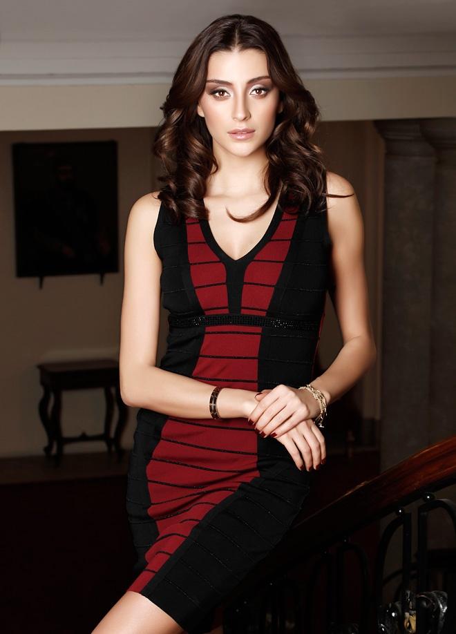 AZM TRIKO Elbise Markafoni'de 174,75 TL yerine 69,99 TL! Satın almak için: http://www.markafoni.com/product/3368815/