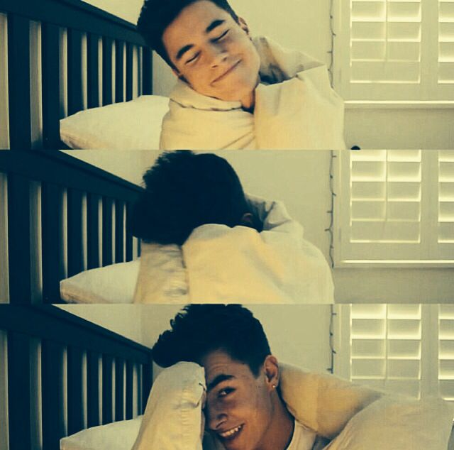 @Aneesa Siddiqui I miss you... P.S. Here's a picture of Kian Lawley looking cute! :P