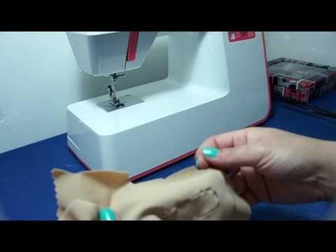 Como coser elástico - Dos técnicas / Video en español!!! - YouTube