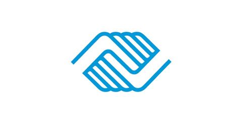 Saul Bass logo Boys Clubs 1980