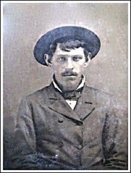 "Outlaw ""Dirty Dave"" Rudabaugh, Dave Rudabaugh was the only outlaw said to have crossed paths with Dave Mather, Bat Masterson, Pat Garrett, Wyatt Earp, Billy The Kid and Doc Holliday.   Dave lived to be 31 years, 7 months and 4 days old.   Dave's decapitated head was placed on a stake for almost three weeks after his death."