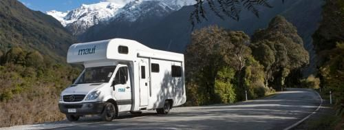Exciting Motorhome Hire Deals New Zealand