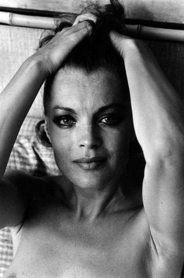 Romy Schneider, by Giancarlo Botti