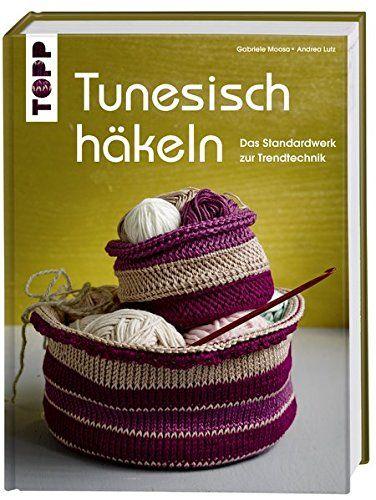 100 best Tunesisch Häkeln images on Pinterest | Stricken und häkeln ...