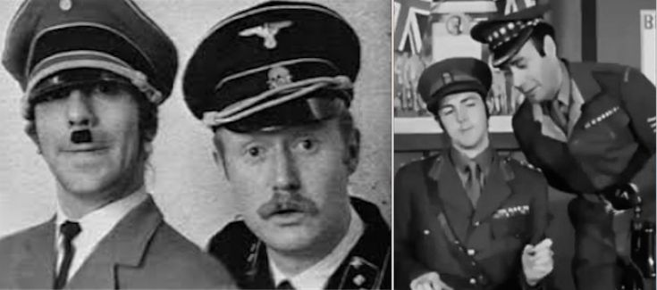 Vivian Stanshall and Paul McCartney have both played Military guys.