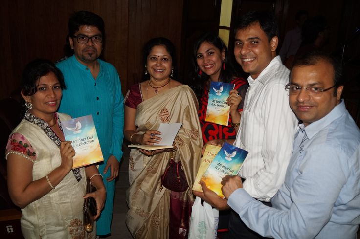 Universal abundance by Bharath cola & An inner call for liberation by Gita krishna raj.New books @ GIRI