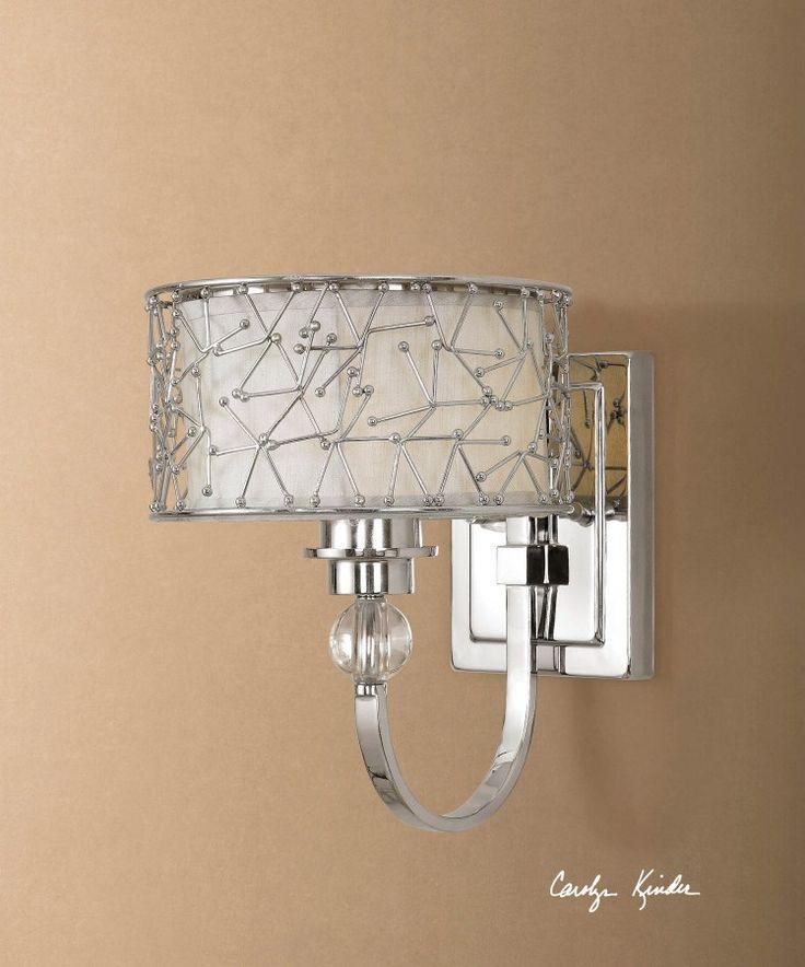 Uttermost Bathroom Sconces 12 best sconces images on pinterest   uttermost lighting, glass