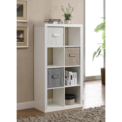 Better Homes And Gardens 8 Cube Organizer Multiple Colors Gardens Alternative To And Shelves