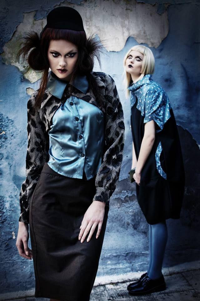 #Fashion #clothes #B38 #MirellaManta #IoliMichalopoulou #winter #shop #BLANC #hat