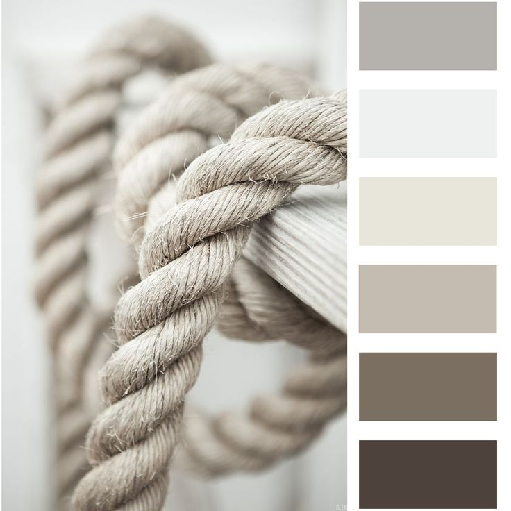 Rope colour ideas for interior