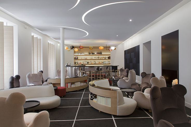 Bar Hotel Marignan Paris