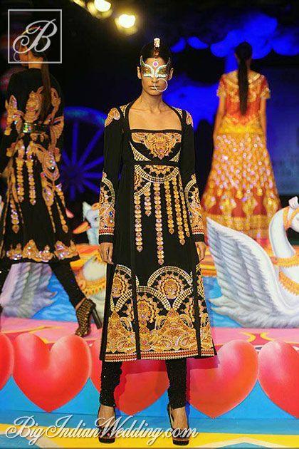 Manish Arora at Delhi Couture Week 2013