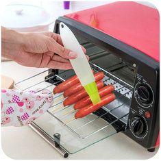 #Banggood Выпечки жидкое масло перо торт хлеб тесто для выпечки щетка барбекю инструменты посуда безопасность Наметочная кисть (1094632) #SuperDeals