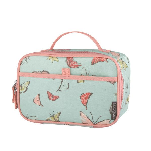 Butterfly Insulated Lunch Box Thermos And Dwellstudio