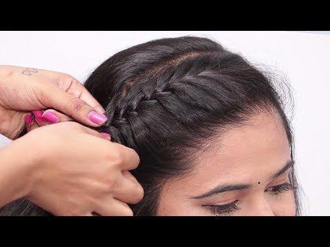 Hochzeitsfrisuren für Mädchen | schöne frisuren süße Frisuren | Frisur für kurze Haare - YouTube