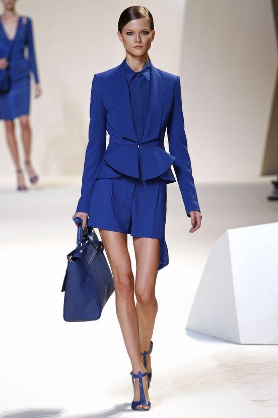 Printemps-été 2013 / Elie Saab / Vogue Paris / Mode