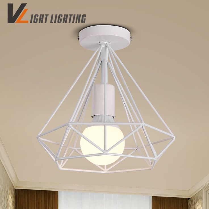 Best Ceiling Lights Images On Pinterest Air Cooler Fan - Retro kitchen ceiling lights