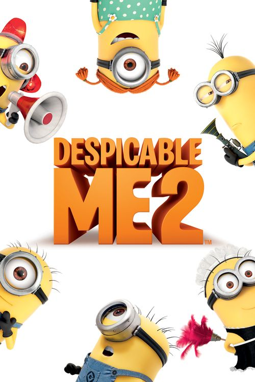 Watch Despicable Me 2 (2013) Full Movie Online Free