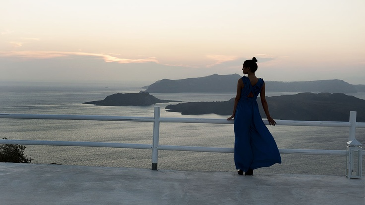 Princess Irianna - Santorini - Wedding Venue