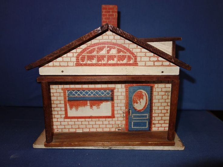 Converse Doll House - 1930's