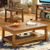 Found it at Wayfair - Craftsman Home Coffee Table. Nice set