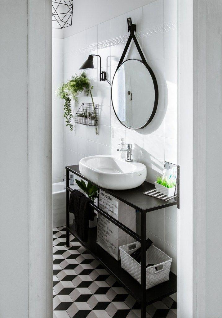 Oltre 25 fantastiche idee su mobili per il lavabo del for Piccole planimetrie del bagno mansardato