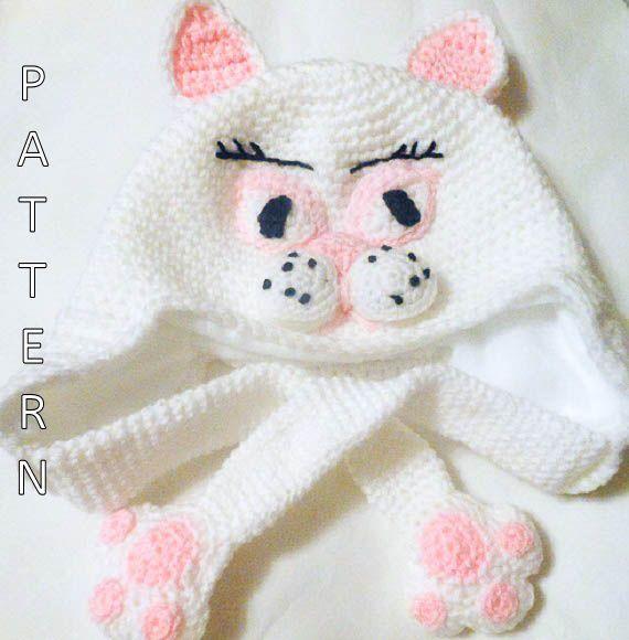 Mejores 397 imágenes de Kitty Love/Crochet en Pinterest | Juguetes ...