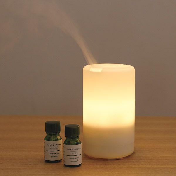 led aromatherapy diffuser--ahhhh!