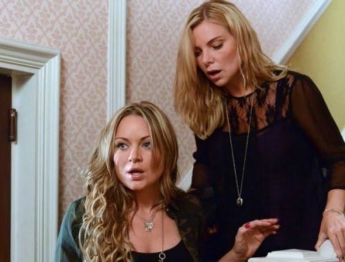 'EastEnders' Spoilers: Roxy's And Ronnie Mitchell's Exits - How Will Sisters Be Killed Off BBC1 Soap?