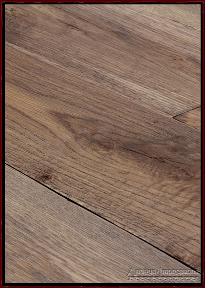 Wide Plank White Oak Floor - Greycastle