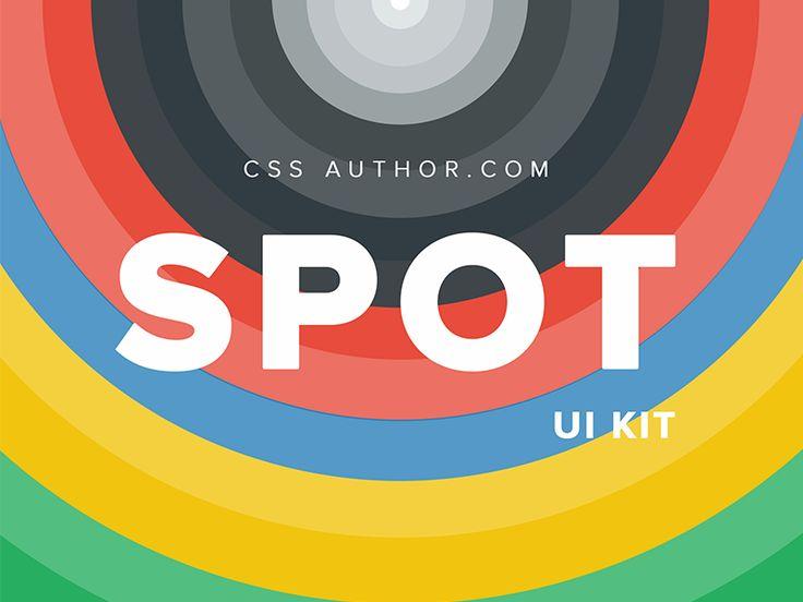 SPOT UI Kit  by Arun