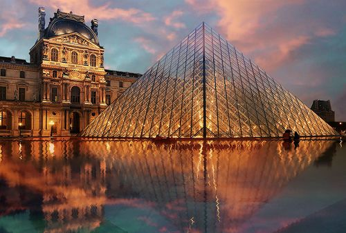 been here - Paris - amazing architecture
