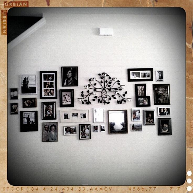 38 best rodinný strom - dekorace images on Pinterest | Family trees ...