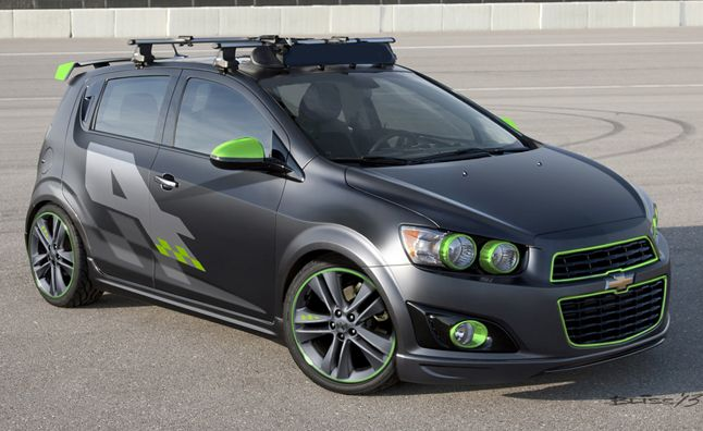 motormavens This Chevrolet Spark might not be extremely