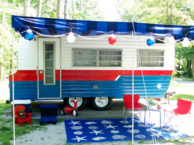 17 best images about travel trailers and 5th wheel Travel trailer decorating ideas