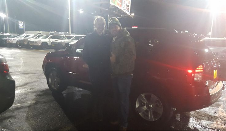 Erin and Jasen, we appreciate your business!  Thanks from all of us here at McKay's Chrysler Dodge Jeep Ram!