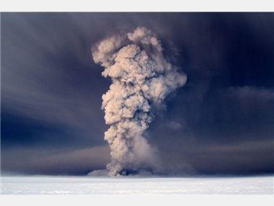 sopka Grímsvötn