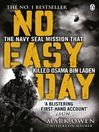 No Easy Day - Mark Owen with Kevin Maurer - eBook - OverDrive® Search