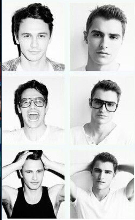 James and Dave Franco. this is to much! ahhh <3