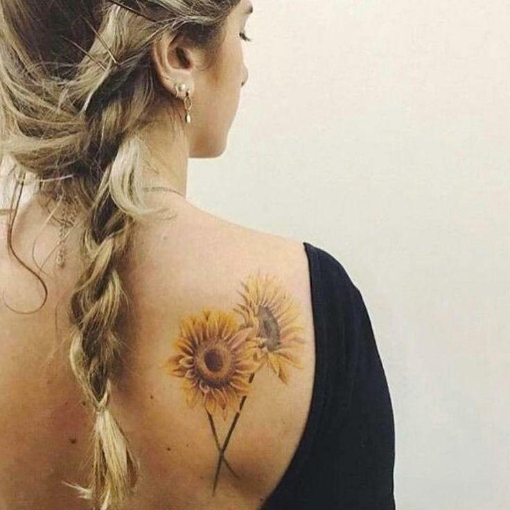 Pin di Tati Girotto su Tatuaggi nel 2020 | Girasole tatuaggio spalla, Tatuaggio su spalla, Tatuaggi girasole