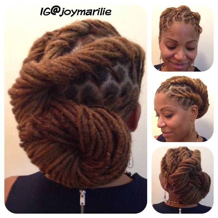 15 best Lovely Locs! images on Pinterest   African braids, Braids ...