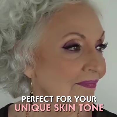 🛑Stop doing your makeup like a 20 year old YouTuber! Mature women don't need makeup caked on their faces! 😂 Try Our New Foundation for mature skin! This foundation AUTO ADJUSTS to your skin tone and will make your skin feeling hydrated, smooth, and flawless all day!