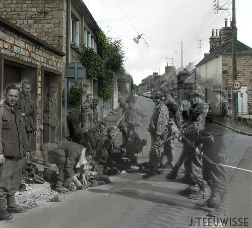 Ghosts of war - France; Surrender | Ghosts of history series… | Flickr