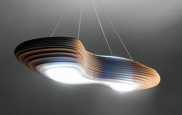 Pulsar - Lighting Collection by Valerio Vinaccia