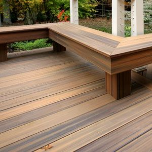 The Pros And Cons Of Composite Decking Vs Wood Home Stuff In 2018 Pinterest Deck Patio
