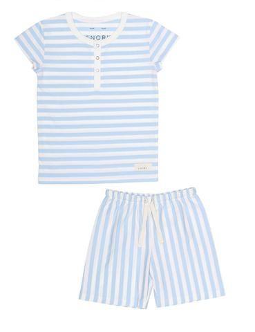 Organic Nightwear for Boys   Snork Copenhagen