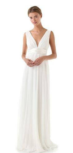 Article personnalisé: Recherche de robe de mariée déesse grecque pour Charlène