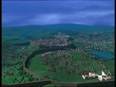 I primi insediamenti e lo sviluppo nell'antica città di Roma